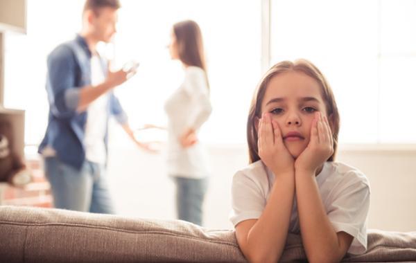 El divorcio y el duelo en los niños, niñas y adolescentes